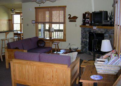 The River House Cabin Rental Luray VA